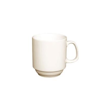 12x Olympia U832 10oz Stacking Mugs Crockery